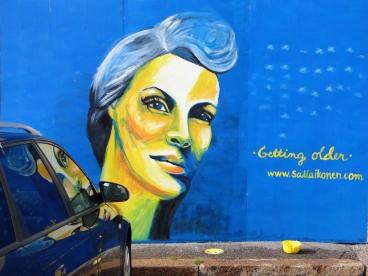 Kirjottu Kaupunki, Multicoloured Dreams, September 2014