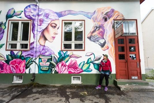 Kuva Anna-Katri Hänninen, Salla Ikonen, GalleriAri 2019
